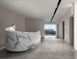 于强室内设计--广西国菱集团办公室