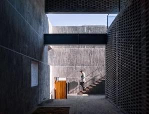 普罗建筑--如故园,吴悦石艺术馆的设计与建造