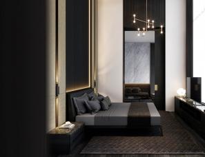 0932 Design--大宅——马来西亚大师套房