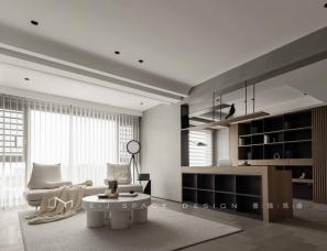 合肥壹境筑造   温和、有质感的家