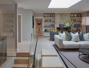 Laura Hammett设计--Notting Hill Penthouse