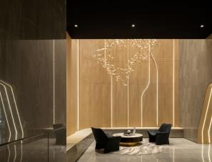 大观自成设计--古北尚公馆会所