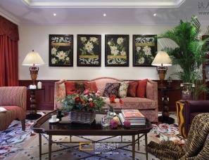 重庆尚辰设计2012作品系列之一  成都凤凰城样板房