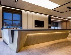 台湾凌子达设计--KLTD达观建筑工程事务所新办公室