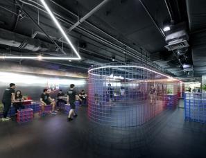 Looklen Architects--泰国·Sam Yan Gym健身房