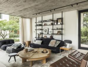 JUMA设计--比利时420㎡别墅
