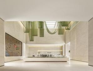 新鸿天设计+羽果设计--阳光城昆明·文澜东方项目售楼处