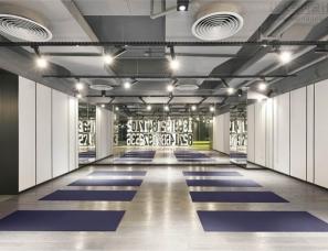 广州共生形态设计丨时代地产员工活动中心