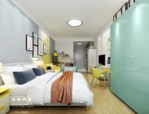 单身公寓-酒店式公寓