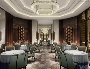YANG设计杨邦胜--南京凯宾斯基酒店