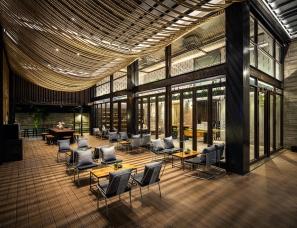 Junsekino Architect--泰国·Navakitel工业风设计酒店
