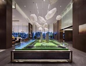 深圳李益中空间设计--福州香开观海