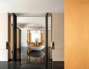赛瑞迪普空间设计--烟台青特悦海府售楼处