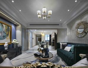 邱德光设计--南京保利天悦公寓府邸
