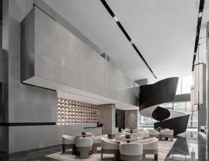 WJID维几设计--福州阳光城融侨榕心锦江售楼处