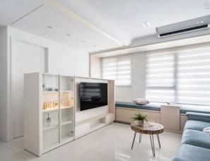 尧丞希设计--台湾北欧风二居室53㎡