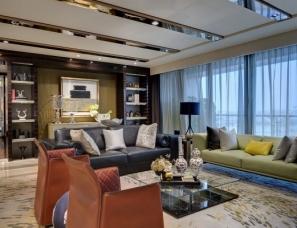 邱德光设计--上海融创.盛世滨江2505