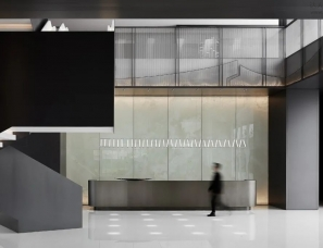 Studio HBA 赫室设计 | 青岛灵山湾壹号售楼中心
