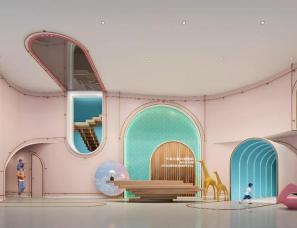 深圳维一医疗设计--大象儿童口腔医院+大象儿童口腔医院