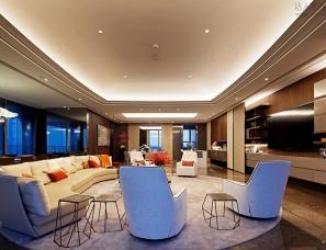 DIA丹健国际设计--深圳 深圳湾1号一期 展示单元