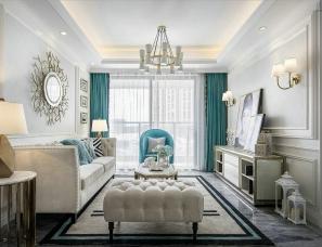 深圳慎恩装饰设计 --财富城样板房
