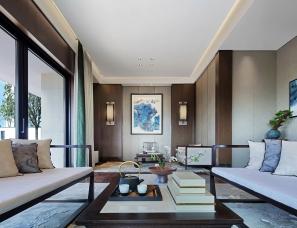 深圳太合南方设计--柳州冠亚宽庐独栋别墅样板房