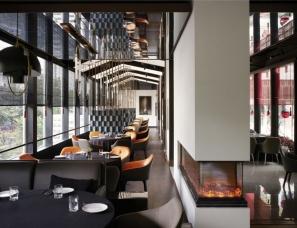 FW.GID国际设计--LU STYLE鲁采海鲜餐厅