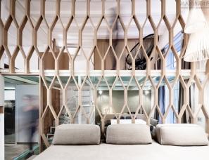 archiplanstudio--米兰现代风三层公寓