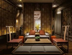 上上国际(香港)设计--大连鲁能易汤海洋温泉酒店