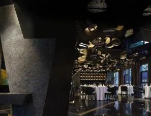 柏仁国际设计杜柏均--上海星辰1992餐厅