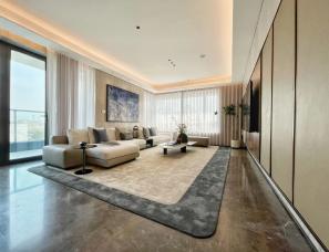 CCD郑中设计--北京东三环CBD缦云YUNē两套顶级精装美学大宅