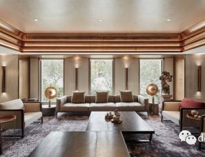 朱周空间设计--鲁能集团 北京格拉斯别墅!