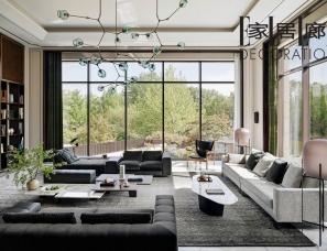 无间设计吴滨--北京私宅,当代语境下的东方意境