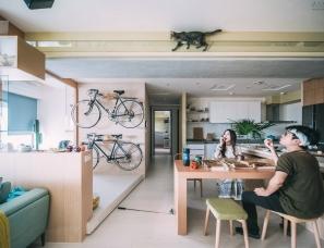 一亩绿设计--现代简约风住宅