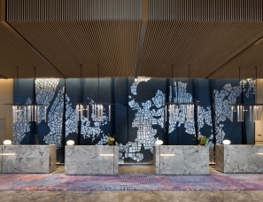 YANG设计--武汉光谷万豪酒店