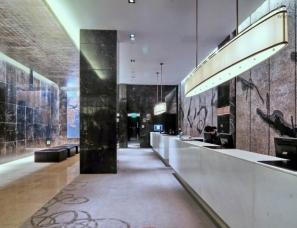 梁景华设计--北京希尔顿逸林酒店