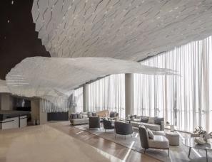 KLID达观国际设计--深圳中海寰宇时代城市共享生活馆