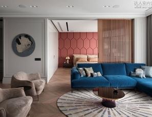 基辅现代优雅公寓