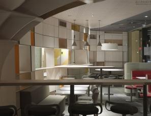 法国麦当劳餐厅全新的内部形象设计 / Patrick Norguet