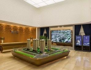 上海牧笛设计--弘阳南京燕江府销售中心