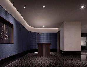 水平线设计--重庆江北嘴国际金融中心A-ONE营销中心