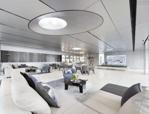 尚诺柏纳设计--福建保利·云上可装配式销售中心