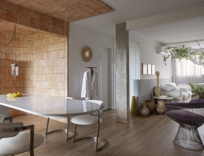 EB Arquitetos--JS公寓室内改造