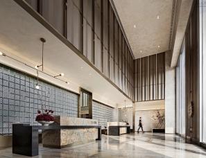 春山秋水设计--天空之城销售中心