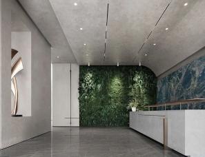 叙言设计+VilaDesign--河北泽信公馆售楼处