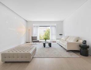 R'sYard缪茹空间设计丨白·境-白调极简,于自然中感知纯粹