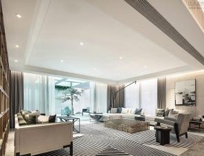 CCD设计--归家的期待 珠海卓越唐家湾别墅