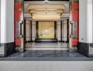 广州道胜设计--碧桂园铜雀台销售中心