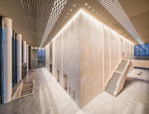 TCDI创思国际设计--山东潍坊清之堂13736㎡