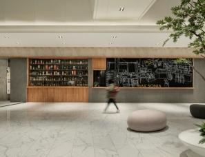 宣驰设计--低成本实验性城市工业感咖啡馆,马苏娅咖啡